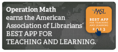 140204 Operation Math AAL best app